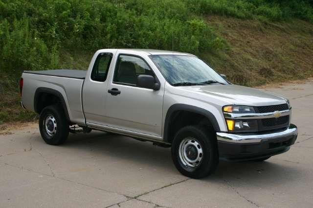 2007 chevrolet colorado for sale in winona minnesota classified. Black Bedroom Furniture Sets. Home Design Ideas