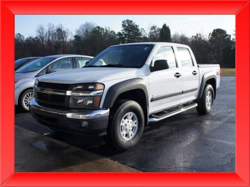 2007 chevrolet colorado crew cab z71 ly for sale in lexington north carolina classified. Black Bedroom Furniture Sets. Home Design Ideas