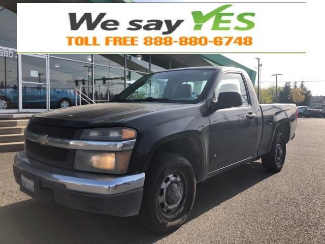 2007 chevrolet colorado ls ls 2dr regular cab sb for sale in portland oregon classified. Black Bedroom Furniture Sets. Home Design Ideas
