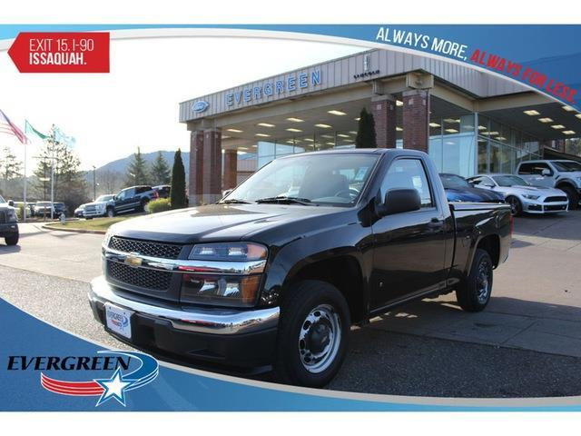 2007 chevrolet colorado ls ls 2dr regular cab sb for sale in coal creek washington classified. Black Bedroom Furniture Sets. Home Design Ideas