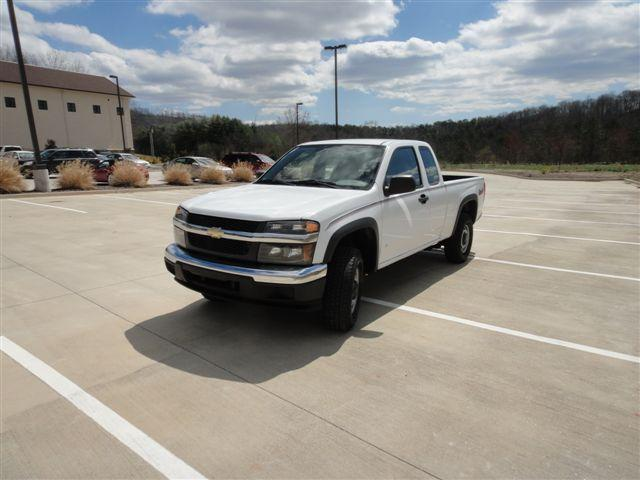 2007 Chevrolet Colorado W/T