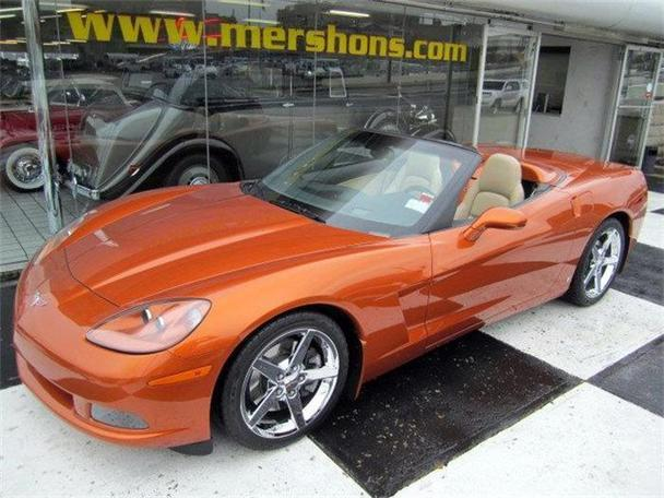 2007 chevrolet corvette for sale in springfield ohio classified. Black Bedroom Furniture Sets. Home Design Ideas