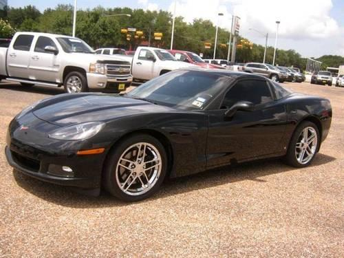 2007 chevrolet corvette coupe coupe for sale in houston texas classified. Black Bedroom Furniture Sets. Home Design Ideas