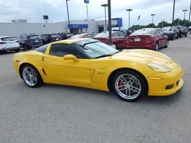 2007 chevrolet corvette z06 z06 2dr coupe for sale in norman oklahoma classified. Black Bedroom Furniture Sets. Home Design Ideas