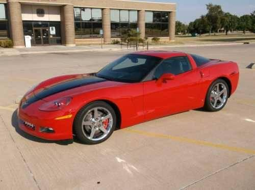 2007 chevrolet corvette z51 coupe in mustang ok for sale in mustang oklahoma classified. Black Bedroom Furniture Sets. Home Design Ideas