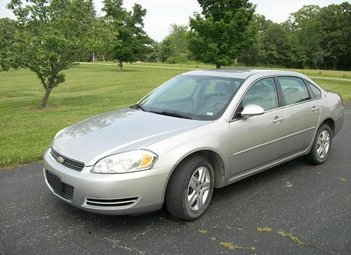 2007 chevrolet impala for sale in bourbon missouri. Black Bedroom Furniture Sets. Home Design Ideas