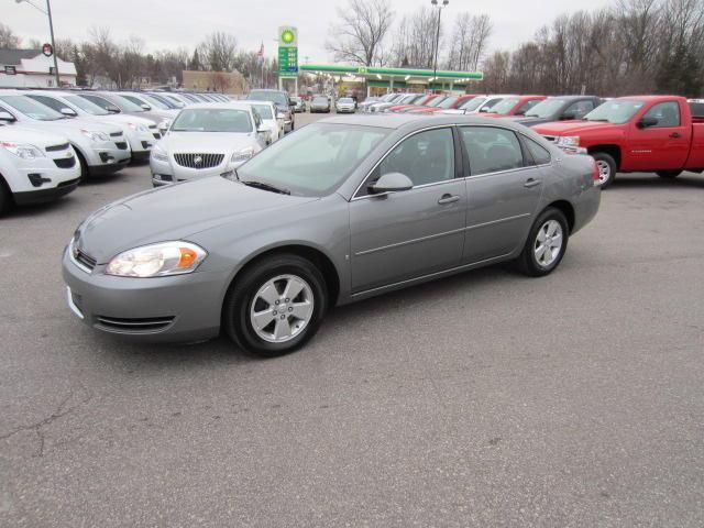 2007 chevrolet impala lt for sale in standish michigan. Black Bedroom Furniture Sets. Home Design Ideas