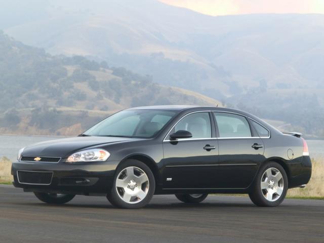 2007 Chevrolet Impala LT LT 4dr Sedan