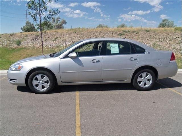 2007 chevrolet impala lt for sale in idaho falls idaho. Black Bedroom Furniture Sets. Home Design Ideas