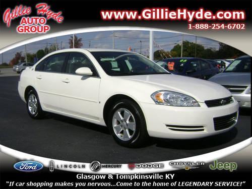 2007 Chevrolet Impala Sedan Lt For Sale In Dry Fork