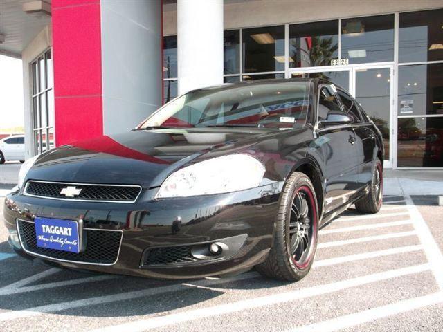 2007 Chevrolet Impala SS For Sale In Corpus Christi, Texas