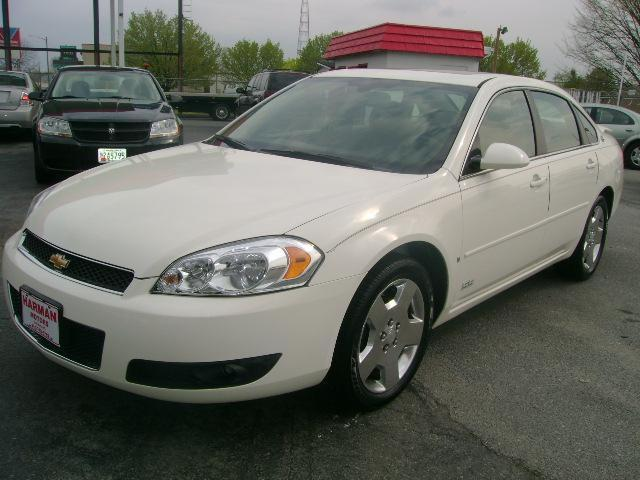 2007 Chevrolet Impala Ss For Sale In Salisbury Maryland