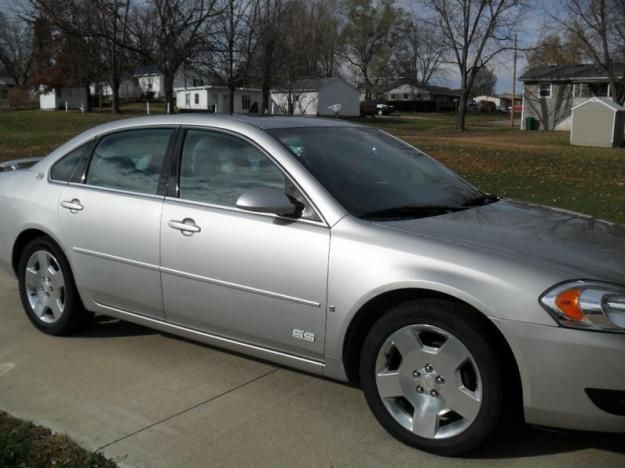 2007 Chevrolet Impala SS for Sale in Knoxville, Iowa Classified : AmericanListed.com