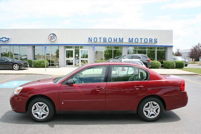 2007 chevrolet malibu ls for sale in miles city montana for Notbohm motors used cars