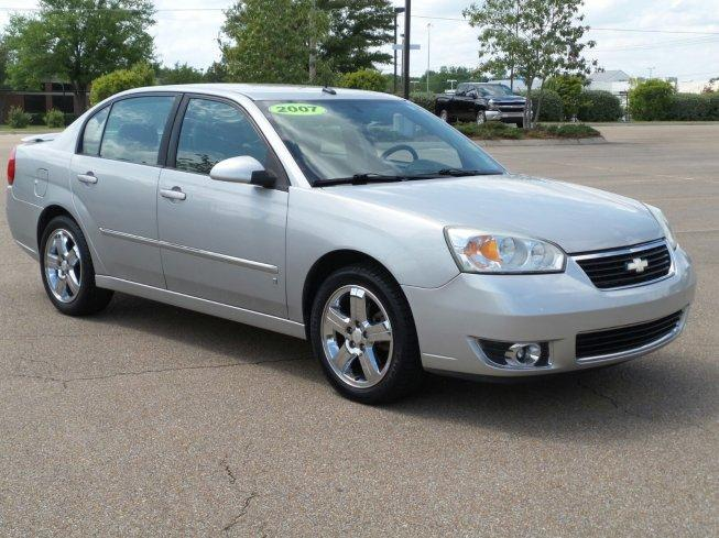 2007 chevrolet malibu ltz v6 for sale in jackson. Black Bedroom Furniture Sets. Home Design Ideas