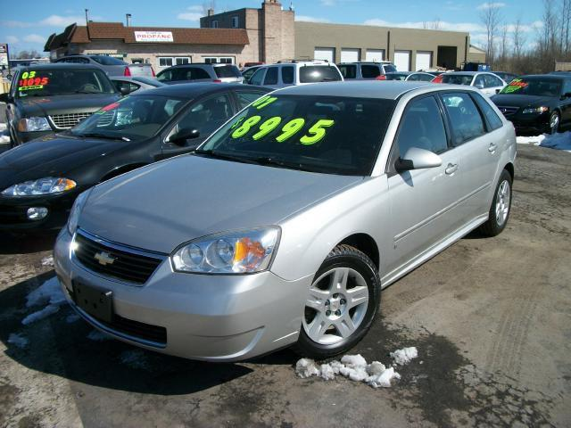 2007 chevrolet malibu maxx lt for sale in lockport new for Master motors lockport ny