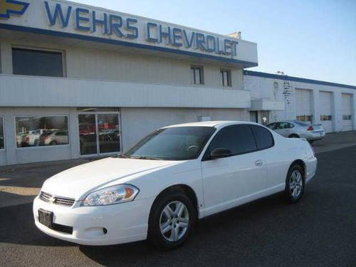 2007 chevrolet monte carlo coupe ls for sale in bangor wisconsin classified. Black Bedroom Furniture Sets. Home Design Ideas