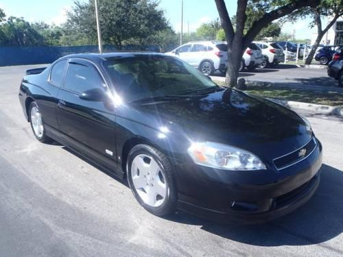 2007 chevrolet monte carlo coupe ss for sale in gifford florida classified. Black Bedroom Furniture Sets. Home Design Ideas