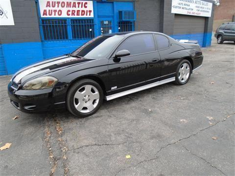 2007 chevrolet monte carlo coupe ss coupe 2d for sale in saint louis missouri classified. Black Bedroom Furniture Sets. Home Design Ideas