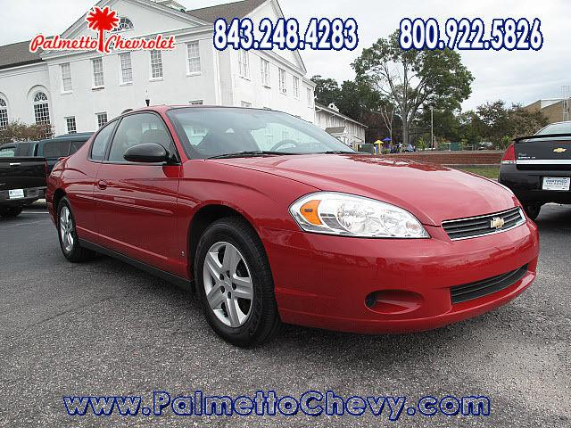 2007 chevrolet monte carlo ls for sale in conway south carolina classified. Black Bedroom Furniture Sets. Home Design Ideas