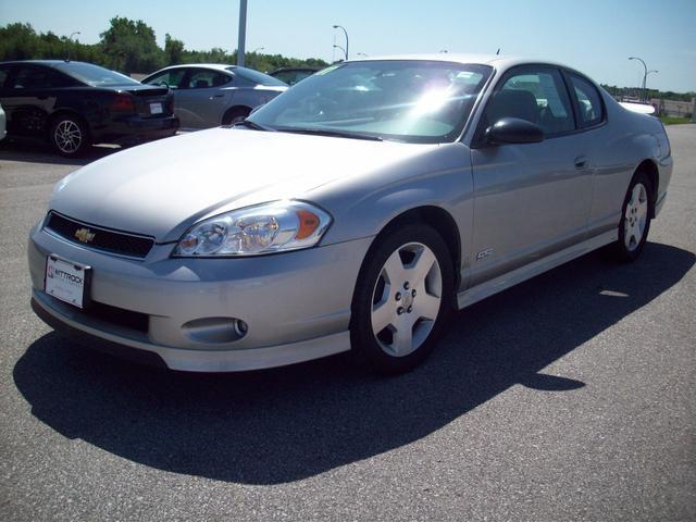 2007 Chevrolet Monte Carlo Ss For Sale In Carroll Iowa