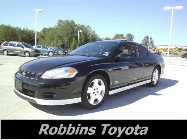 2007 chevrolet monte carlo ss for sale in nash texas. Black Bedroom Furniture Sets. Home Design Ideas