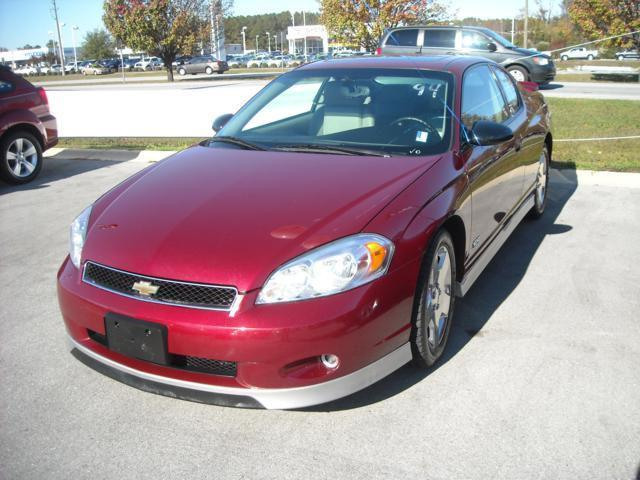 2007 chevrolet monte carlo ss for sale in jacksonville north carolina classified. Black Bedroom Furniture Sets. Home Design Ideas