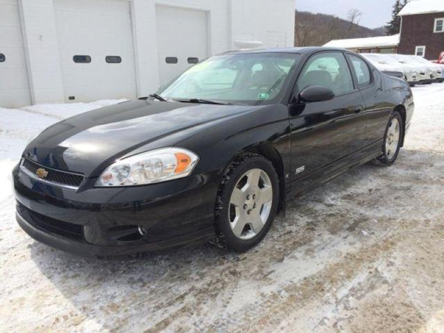 2007 chevrolet monte carlo ss for sale in climax pennsylvania classified. Black Bedroom Furniture Sets. Home Design Ideas