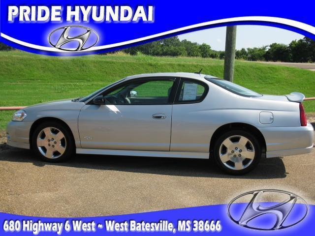 2007 chevrolet monte carlo ss for sale in batesville mississippi classified. Black Bedroom Furniture Sets. Home Design Ideas