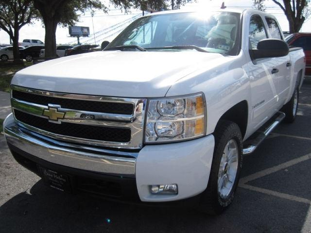 2007 chevrolet silverado 1500 for sale in mercedes texas classified. Black Bedroom Furniture Sets. Home Design Ideas