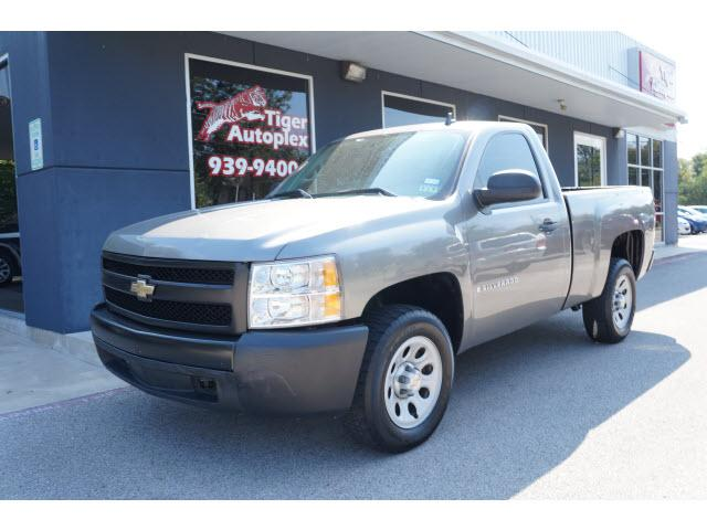2007 chevrolet silverado 1500 belton tx for sale in belton texas classified. Black Bedroom Furniture Sets. Home Design Ideas