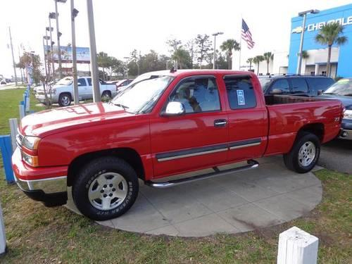 2007 Chevrolet Silverado 1500 Classic 4D Extended Cab