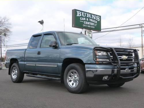 2007 chevrolet silverado 1500 classic truck extended cab for sale in fairless hills. Black Bedroom Furniture Sets. Home Design Ideas