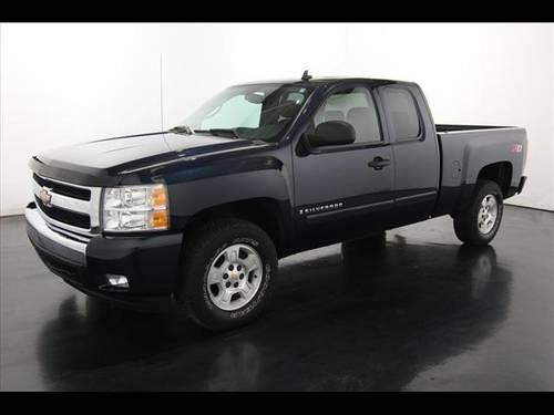 2007 chevrolet silverado 1500 extended cab pickup 4x4 for sale in sparta michigan classified. Black Bedroom Furniture Sets. Home Design Ideas