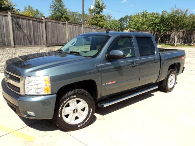 2007 chevrolet silverado 1500 ltz crew cab for sale in. Black Bedroom Furniture Sets. Home Design Ideas