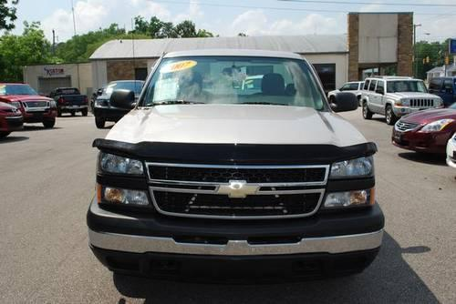 Fred Anderson Nissan Fayetteville >> 2007 Chevrolet Silverado 1500 Truck Regular Cab Work Truck for Sale in East Fayetteville, North ...