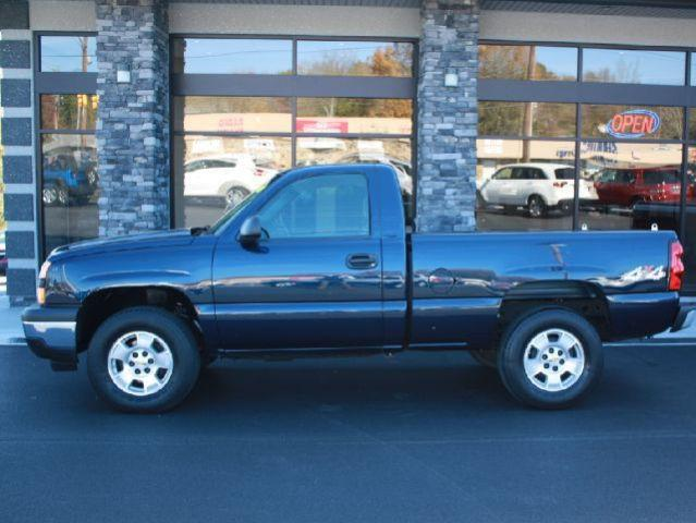 2007 chevrolet silverado 1500 work truck for sale in new tazewell tennessee classified. Black Bedroom Furniture Sets. Home Design Ideas
