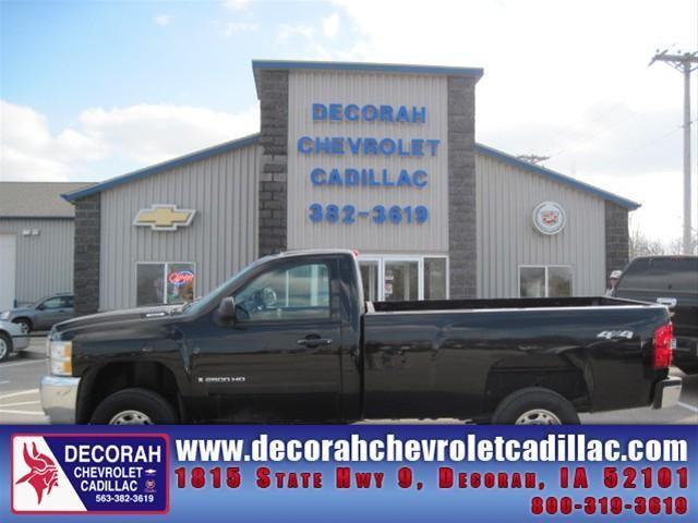 2007 Chevrolet Silverado 2500 H/D for Sale in Decorah, Iowa Classified | AmericanListed.com
