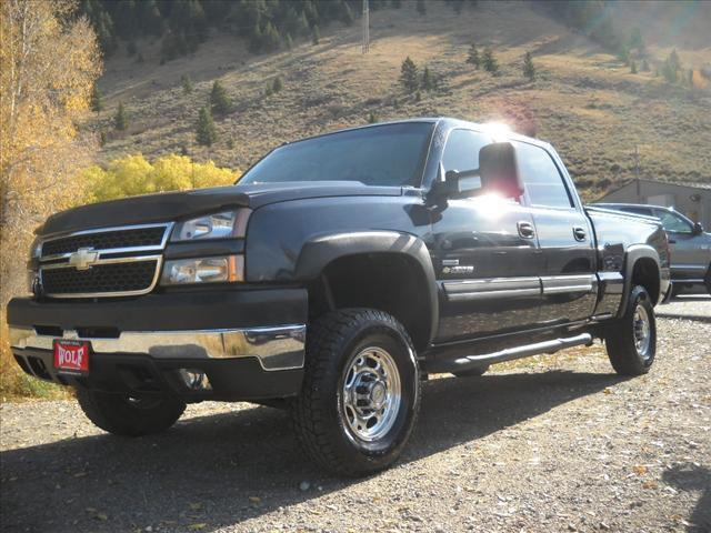 2007 chevrolet silverado 2500 h d for sale in jackson wyoming classified. Black Bedroom Furniture Sets. Home Design Ideas