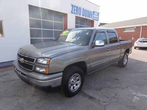 2007 Chevrolet Silverado 4 Dr for Sale in Murfreesboro