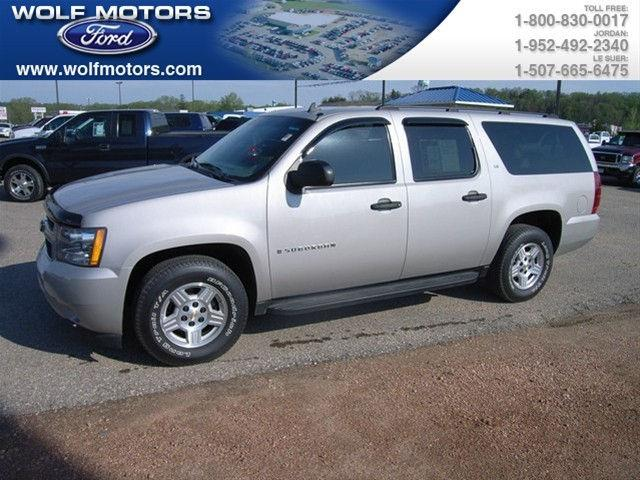 2007 chevrolet suburban 1500 ls for sale in jordan. Black Bedroom Furniture Sets. Home Design Ideas