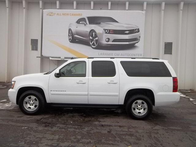 2007 chevrolet suburban 1500 lt for sale in laramie. Black Bedroom Furniture Sets. Home Design Ideas