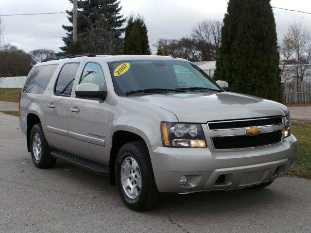 2007 chevrolet suburban ls 1500 ls 1500 4dr suv for sale. Black Bedroom Furniture Sets. Home Design Ideas