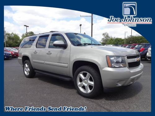 2007 chevrolet suburban suv 4x4 lt 1500 for sale in troy ohio classified. Black Bedroom Furniture Sets. Home Design Ideas