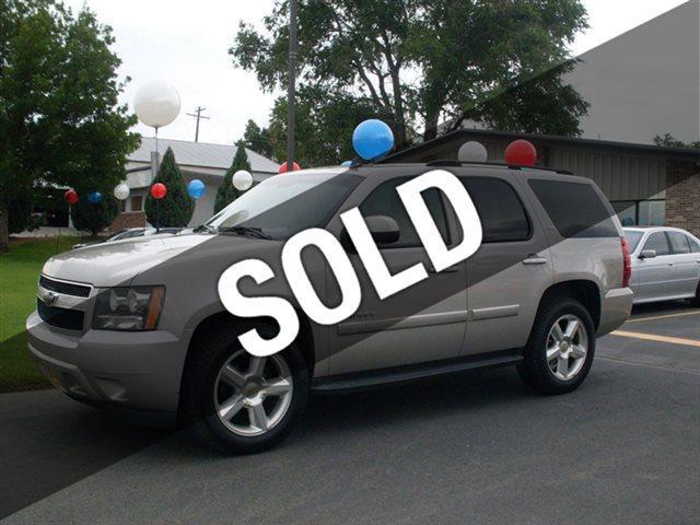 2007 chevrolet tahoe 2007 chevrolet tahoe 1500 4dr car for sale in greeley co 4252441327. Black Bedroom Furniture Sets. Home Design Ideas