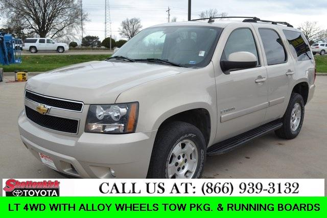 2007 chevrolet tahoe ls 4dr suv 4wd for sale in quincy. Black Bedroom Furniture Sets. Home Design Ideas