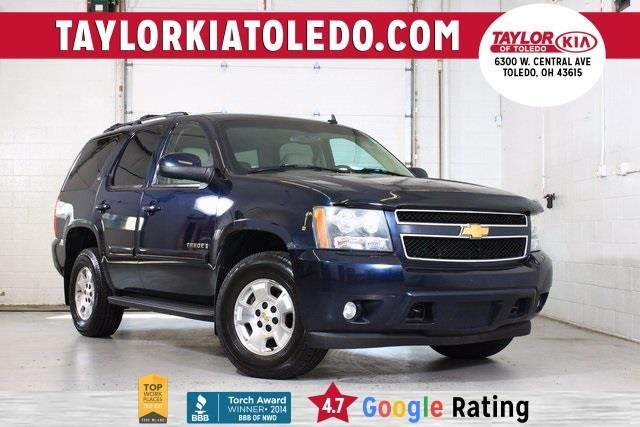 2007 chevrolet tahoe ls ls 4dr suv 4wd for sale in toledo ohio classified. Black Bedroom Furniture Sets. Home Design Ideas