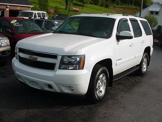 2007 chevrolet tahoe lt for sale in jefferson north carolina classified. Black Bedroom Furniture Sets. Home Design Ideas