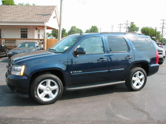 2007 Chevrolet Tahoe Lt For Sale In Collinsville Oklahoma