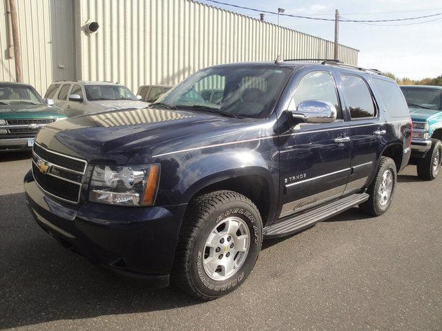 2007 chevrolet tahoe lt for sale in aitkin minnesota classified. Black Bedroom Furniture Sets. Home Design Ideas